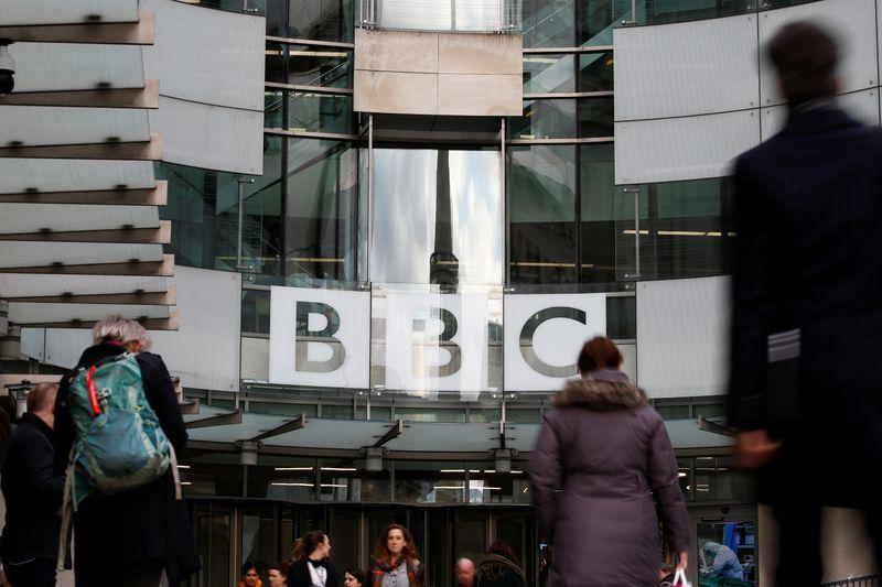 Britain to name former Goldman banker Sharp as BBC chairman -Sky News