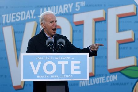 The meeting of the U.S. Congress that will seal Biden's win By Reuters