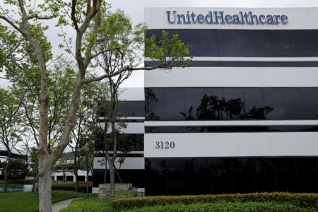 UnitedHealth to buy Change Healthcare for $7.84 billion to build up technology services By Reuters