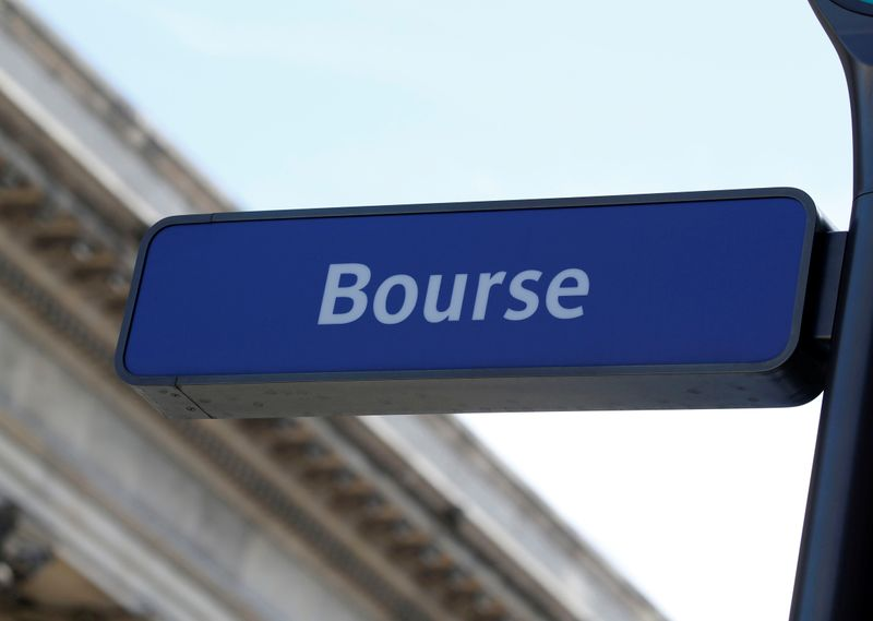© Reuters. LES BOURSES EUROPÉENNES ONT FINI EN HAUSSE