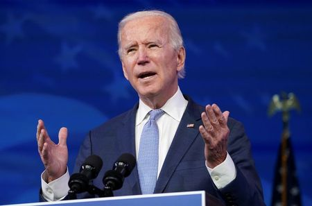 U.S. Congress accepts Electoral College result; clears way for Biden to become president By Reuters
