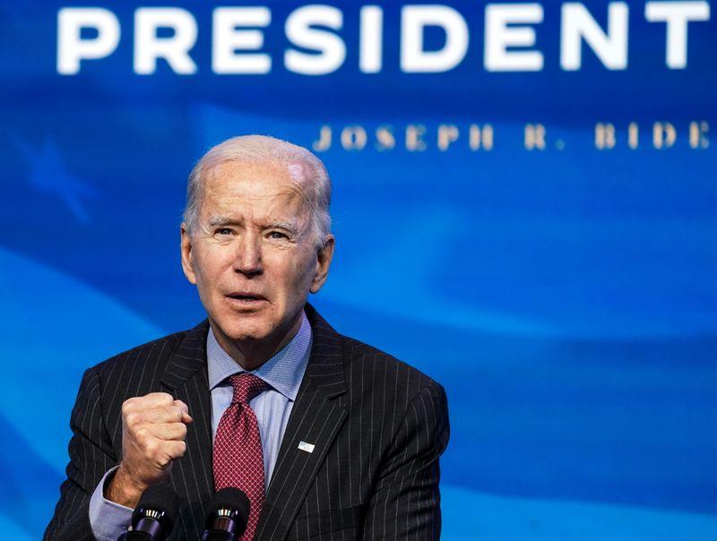 Biden to unveil trillions in pandemic economic relief spending next week