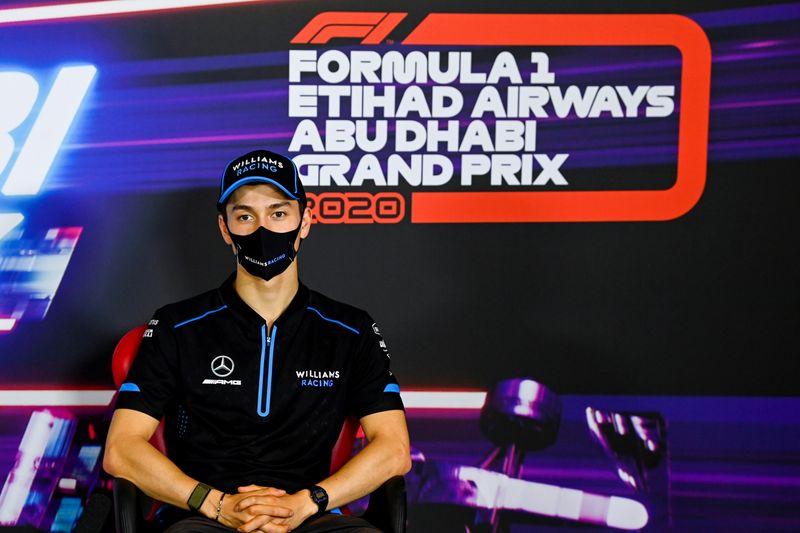 © Reuters. Abu Dhabi Grand Prix