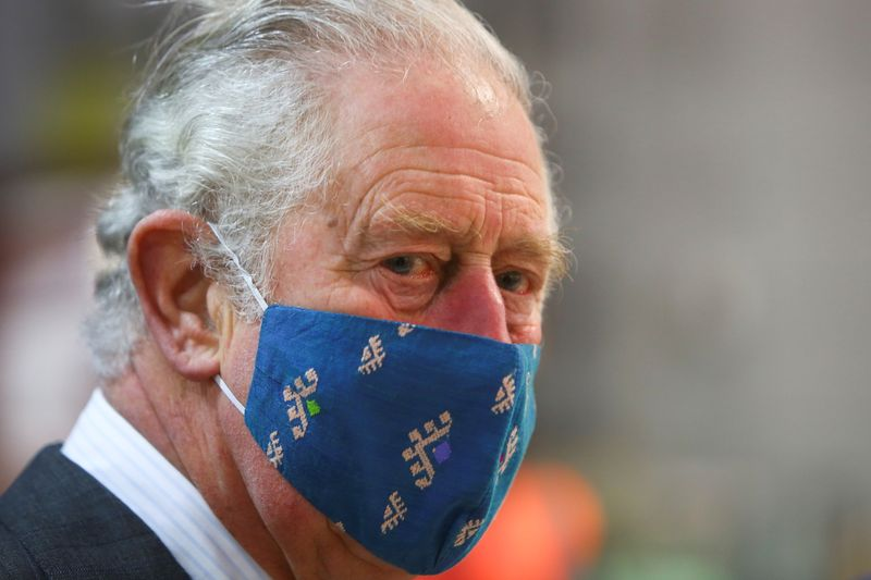 <p>Prince Charles urges business to put planet and people first thumbnail