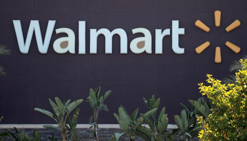 © Reuters. WALMART, À SUIVRE À WALL STREET