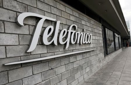 Telefonica stock surges on $9.4 billion asset sale to American Towers By Reuters