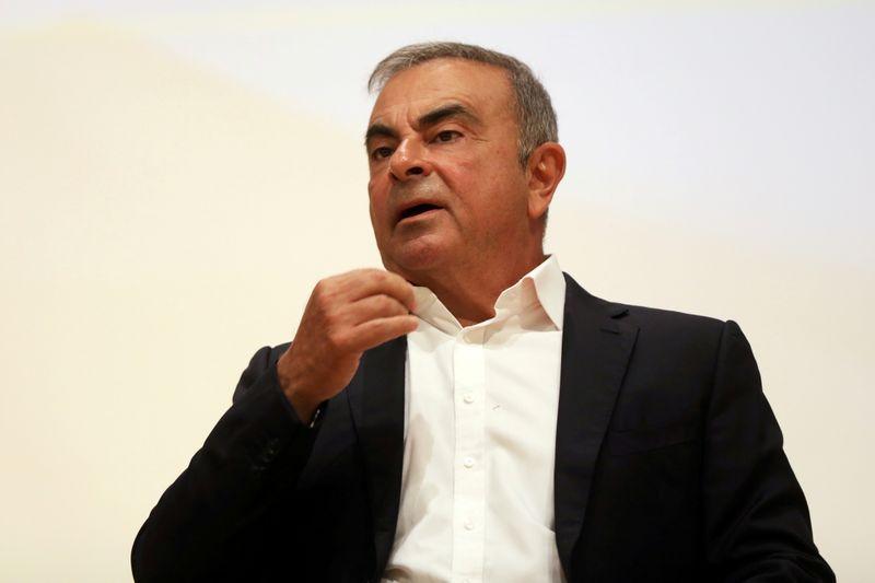 Ghosn a caché une partie de son salaire de Nissan pour rester à la tête de Renault