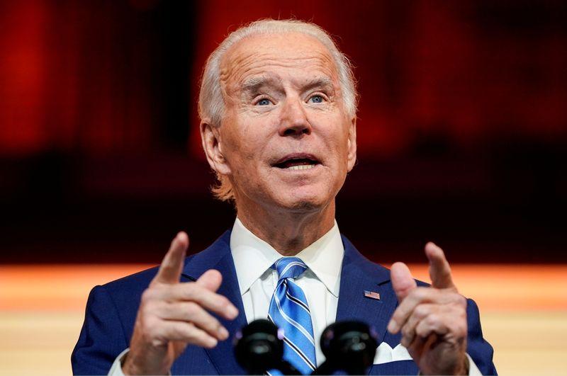 Biden apresenta plano para injetar US$1,9 tri na economia atingida pela pandemia