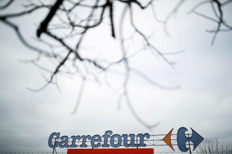 Carrefour/Couche-Tard-Le