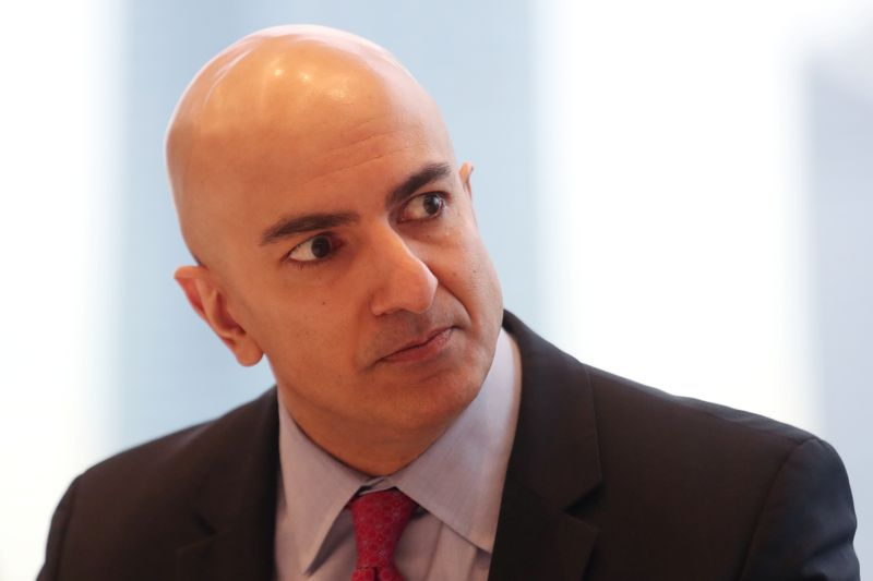 Fed's Kashkari sees pandemic hampering activity through all of 2021