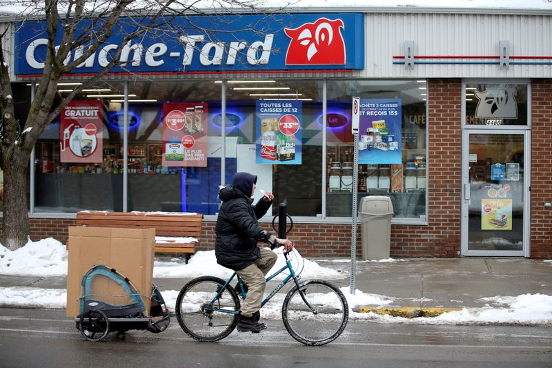 Failed French supermarket deal unlikely to dampen ambitions of Canada's Bouchard
