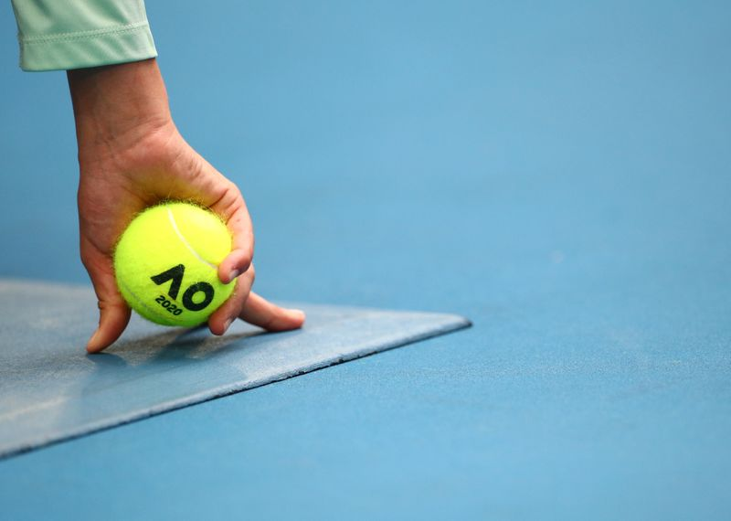 © Reuters. Tennis - Australian Open - Second Round