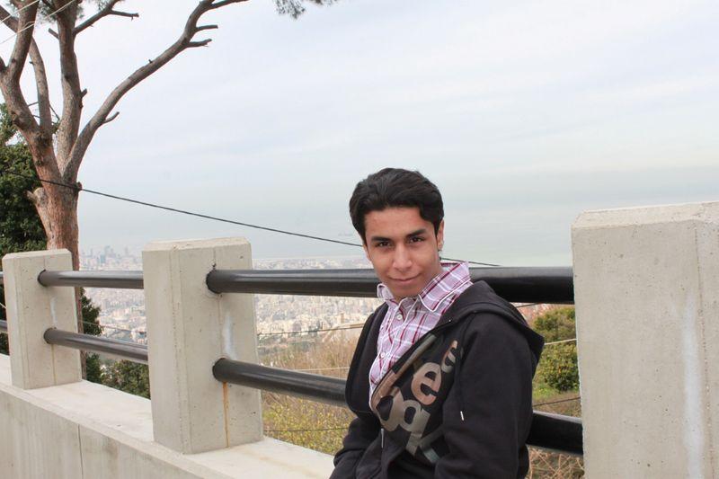 © Reuters. Ali al-Nimr is seen in this undated handout photo