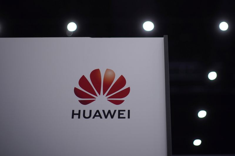 © Reuters. Huawei Connect in Shanghai