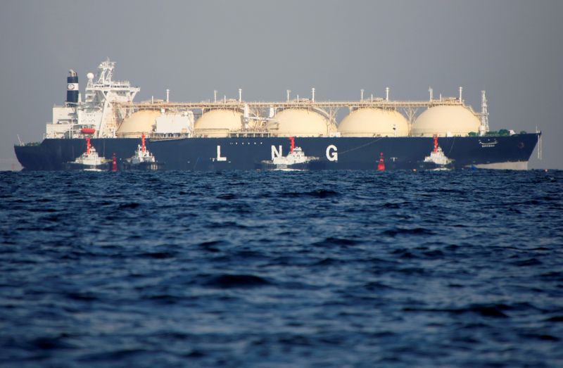Analysis: Oil majors beat traders, gas rivals to cash in on LNG price spike