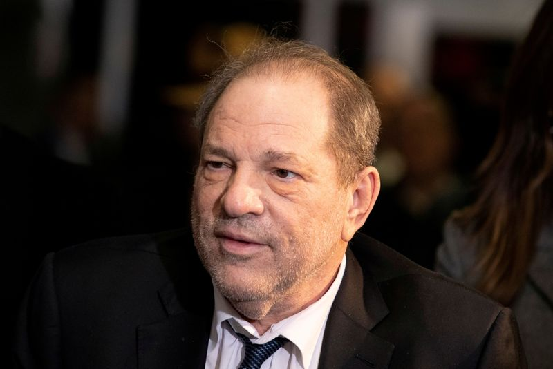 Harvey Weinstein can be questioned in accusers' civil lawsuit, judge rules