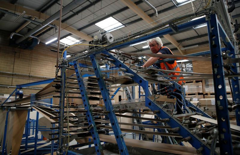 UK factories fear shortage of materials and workers as COVID and Brexit hit