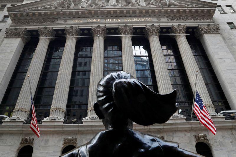 Уолл-стрит приблизилась к рекордным значениям в ожидании стимулов
