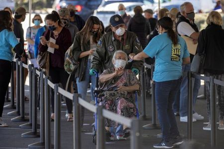 Americans lament slow pace of U.S. COVID-19 vaccine rollout By Reuters