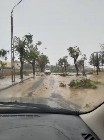Cyclone hits Mozambique port city, brings property damage, flooding By Reuters