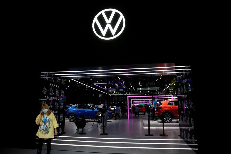 © Reuters. Beijing International Automotive Exhibition, or Auto China show