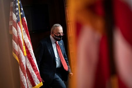 U.S. Senate's Schumer says Trump impeachment trial will be fair but move quickly By Reuters