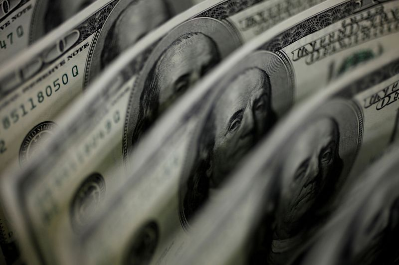 Dollar firm as economic, pandemic gloom damp risk appetite