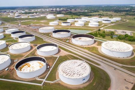 Oil prices fall for second session as COVID-19 lockdown concerns cast pall over demand prospects By Reuters