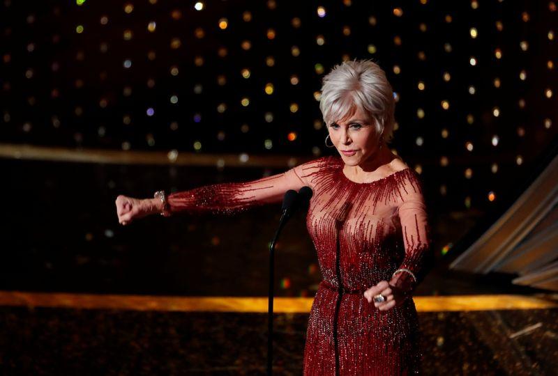© Reuters. FILE PHOTO: 92nd Academy Awards - Oscars Show - Hollywood