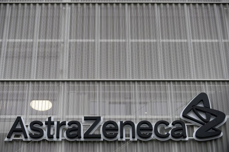 © Reuters. ASTRAZENECA RENDRA PUBLIQUES LES DISPOSITIONS DE SON CONTRAT AVEC L'UE, SELON LE FAZ