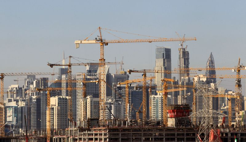 Dubai house prices to drop at slower pace: Reuters poll