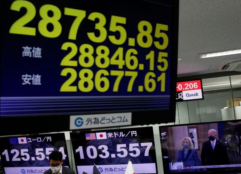 Индексы Японии закрылись в плюсе благодаря позитивным прогнозам компаний