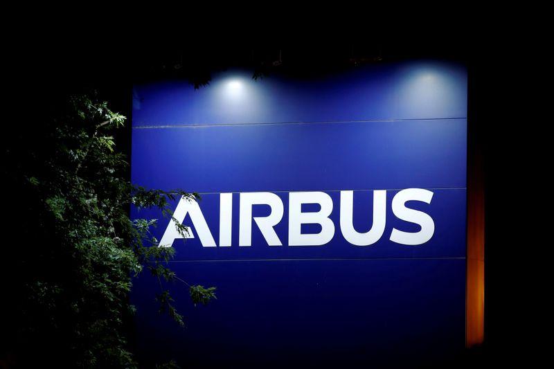 © Reuters. AIRBUS GRIMPE, LES OBJECTIFS DE PRODUCTION SOUS-ESTIMÉS, SELON MS