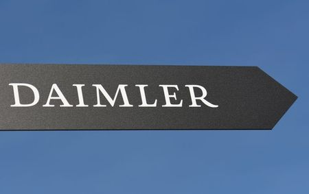 Daimler to spin off trucks in shift to electric, self-driving vehicles