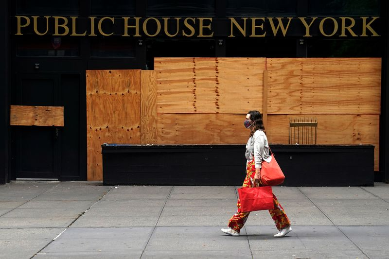 Dire unemployment forecast demands 'immediate action' - White House advisers