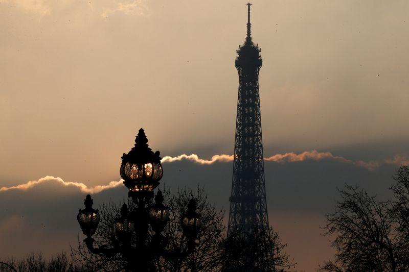 © Reuters. FRANCE: CONSOMMATION DE GAZ À -7% EN 2020, LE CLIMAT PÈSE PLUS QUE LE COVID