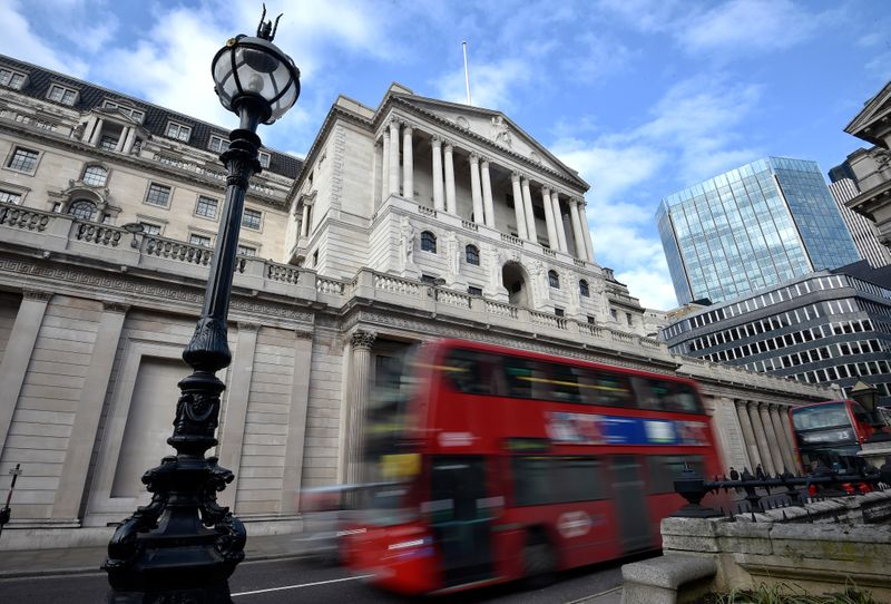 BoE says negative rates option needs more time, focuses on recovery