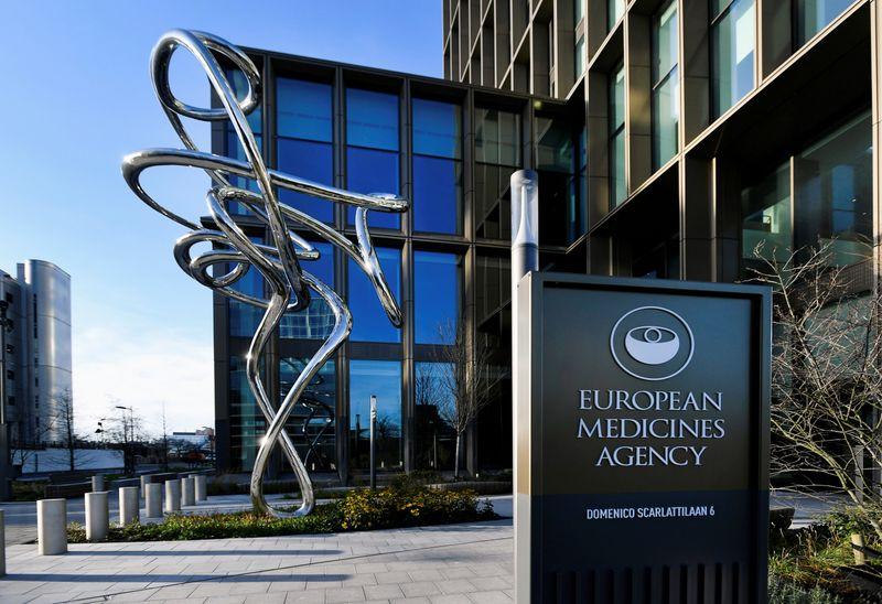 Agência reguladora da UE estuda terapias contra Covid-19 de Lilly e Regeneron