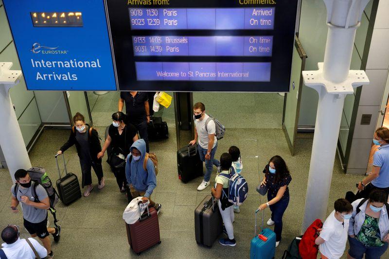 Britain's COVID-19 hotel quarantine policy to start Feb. 15