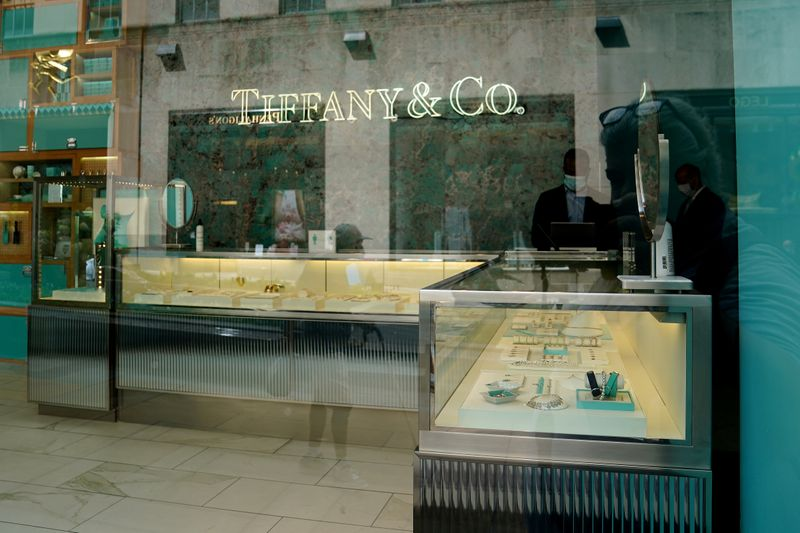 LVMH tells Tiffany employees to return to office in March - WSJ