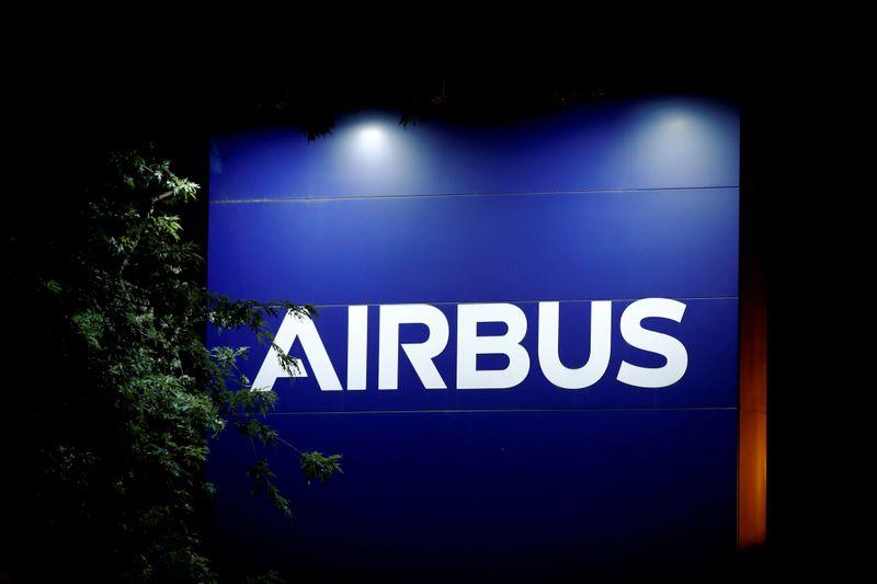 © Reuters. AIRBUS N'A REÇU AUCUNE COMMANDE EN JANVIER