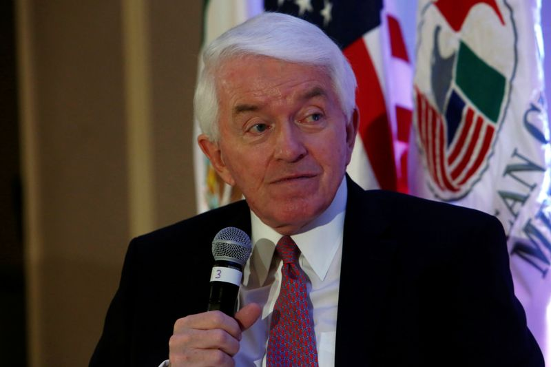 U.S. Chamber of Commerce CEO Thomas Donohue to leave: Axios