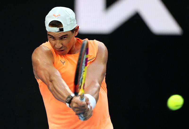 © Reuters. Australian Open