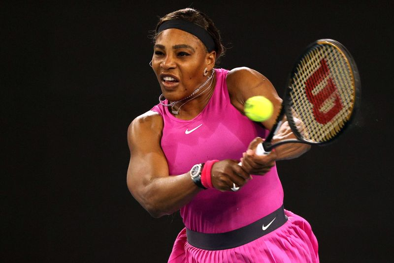 'Quicker' Serena has great chance at Australian Open, says Evert
