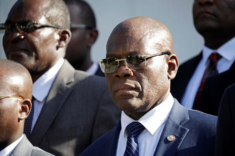 Haiti government denounces plot to oust president, arrests over 20