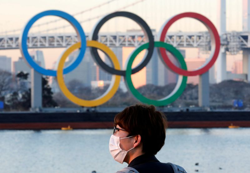 Japanese mostly opposed to Tokyo Olympics this summer - poll