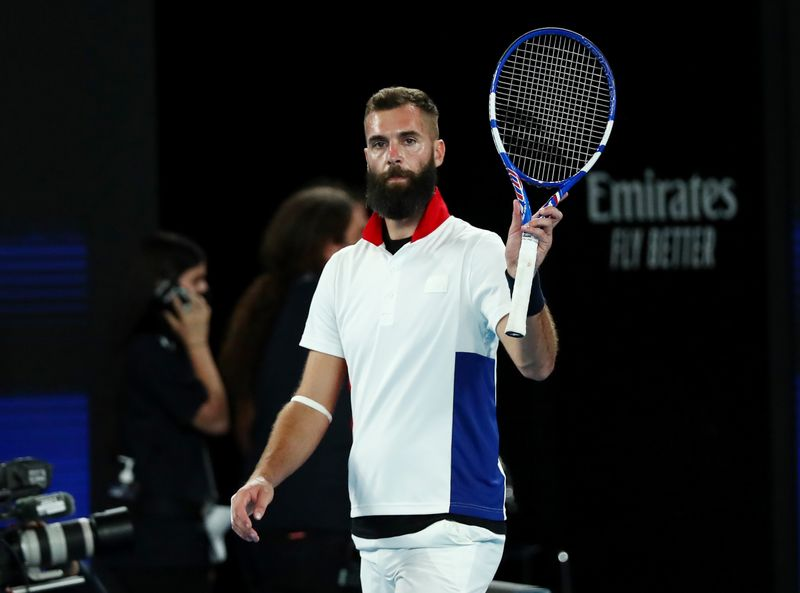 Paire slams Australian Open for 'shameful' quarantine treatment