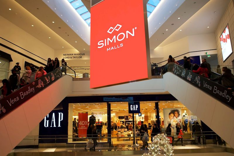 Simon Property forecasts higher annual profit as rent collection improves