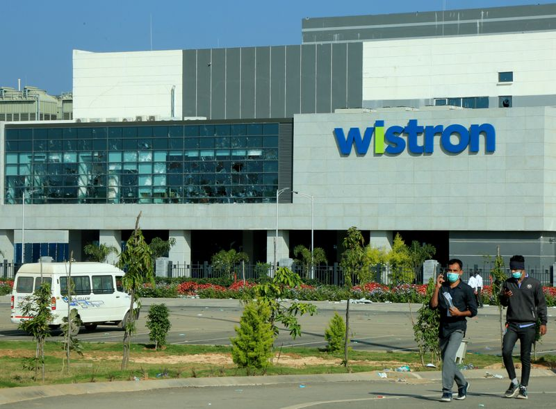 Apple says Wistron due to restart violence-hit India factory