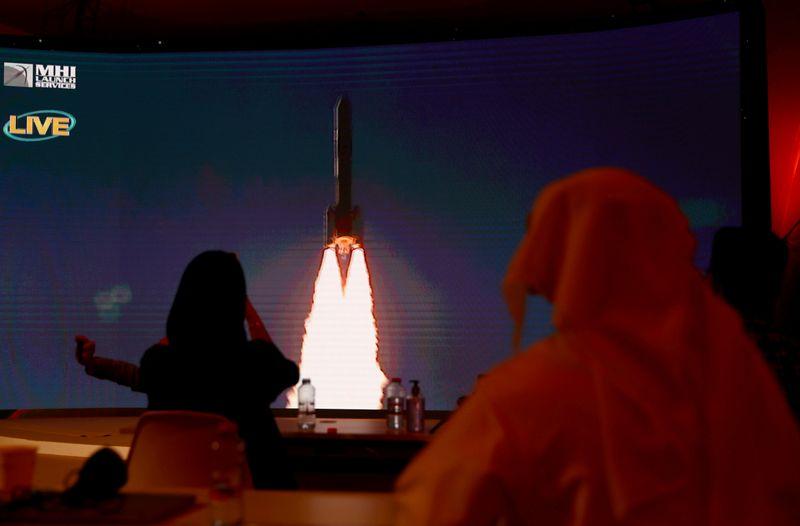 UAE's Hope Probe nears Mars in first Arab mission